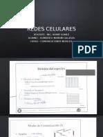 Redes Celulares- Expo Comunicaciones Moviles