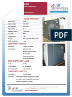 Atlas Copco GA55 - Capacitate Ulei 17L