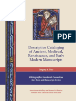 Gregory A. Pass-Descriptive Cataloging of Ancient Medieval, Renaissance and Early Modern Manuscripts.pdf