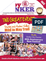 CAMRA Derby Drinker MAY JUNE 2017