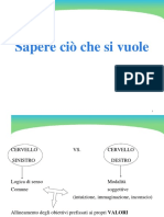 LEZIONE 9 SapereCiocheSiVuole I Fattori Di Un Obiettivo Ecologico