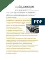 DEFINICIÓN DE TAYLORISMO.docx