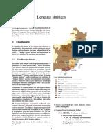 Lenguas Siníticas