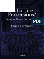Benvenuto - What Are Perversions - Sexuality, Ethics, Psychoanalysis