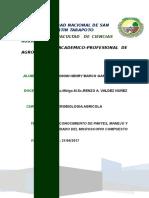 Informe de Microbiologia 1 Cesar