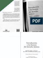 Minkowicz, Gabriel - Introducción a las Fuentes del Derecho Hebreo.pdf