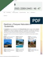 Destinos y Parques Naturales en Guatemala _ Extremo a Extremo.pdf