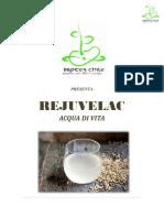 Guía Rejuvelac Brotes Chile