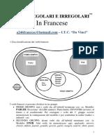 Verbi Regolari e Irregolari Francesi