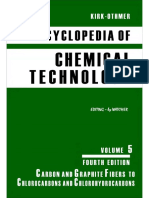 Encyclopedia of Chemical Technology [Vol 05]