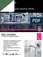 Rittal the System Presentación Refrigeración Industrial - HILLER