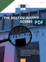 Tableau de bord 2017 de la justice dans l'UE