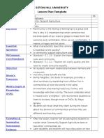 lesson plan template 2 4 social studies lesson two