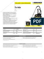 Aspiratore solidi-liquidi Karcher NT 14-1 Eco Te Adv