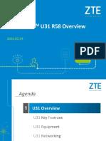 ZTE_Microwave_NetNumen U31 R58 Overview.pdf
