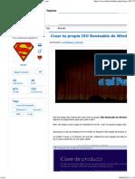 Crear Tu Propia ISO Booteable de Windows 8 - Identi