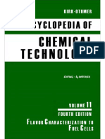 Encyclopedia of Chemical Technology [Vol 11]