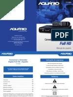 Manual DTV 8000