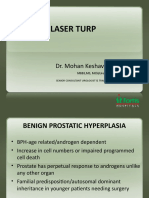 Laser Turp Surgical Management