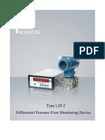 2 LJZ 2_Flow Monitoring Device
