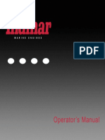 2010 to 2011Indmar Operators Manual