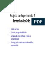 Aula_Projeto 2 - Medida de Tamanho de Grão