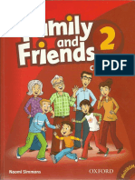 Family and Friends 2 CB