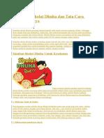 8 Manfaat Sholat Dhuha Dan Tata Cara Melakukannya