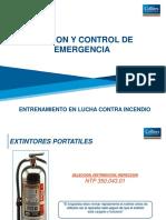 Diapositivas Lucha Contra Incendios