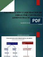 Liquidacion Tecnico Financiera ADIR
