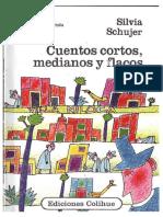 Schujer Silvia Cuentos Cortos Medianos Y Flacos