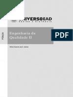 Livro - Engenharia Da Qualidade II - EQII