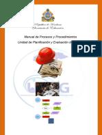 Manual de Planificacion