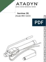 Katadyn Survivor 35