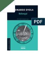 Bolonqui - Leonardo Oyola
