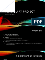 my inquiry project