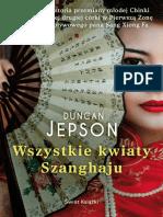 2289).Jepson Duncan - Wszystkie Kwiaty W Szanghaju