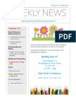 weekly newsletter- apr  24- apr  28