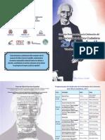 Programa para la celebración de Actividades de la Semana de La Ética Ciudadana, 2017