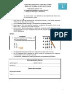 Dianostico 3er Grado 16-17