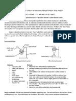 hcl lab sheet
