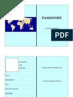 Fiche Passeport