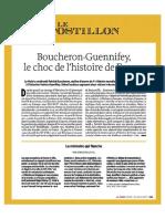 Patrick Boucheron, Patrice Guennifey Le Choc de l'Histoire de France - Le Point 2017 04 20