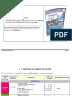 Planificare Calendar Scolar Educatie Civica 3 CDPRESS