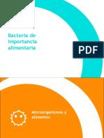 Microorganismos y Alimentos