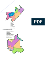Municipios de Izabal y Totonicapan