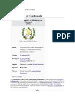 Derechos y deberes cosntitucionales