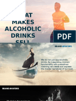 Alcoholic Beverages Brand Strategy
