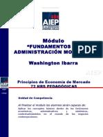 Fundamentos de Administración Moderna 2017