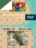 BIODIVERSIDAD EN EL PERU